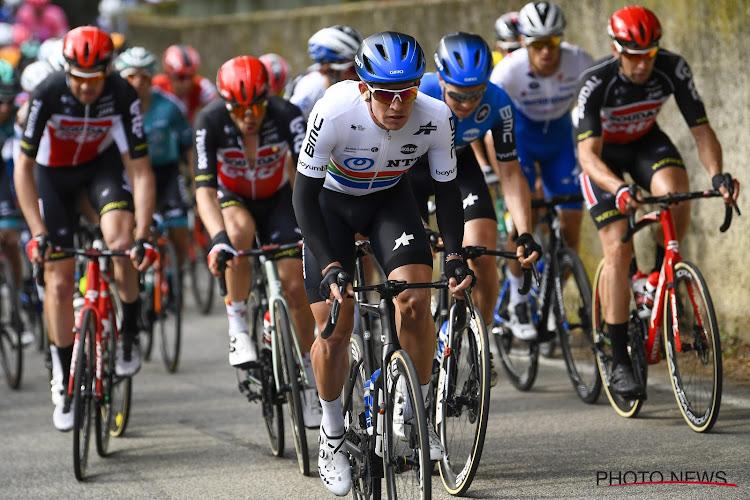 Ryan Gibbons, ex-ploegmaat van Campenaerts, van goudwaarde voor zijn land op continentaal kampioenschap