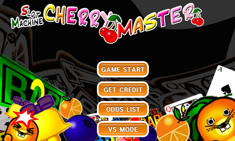 Slot machine cherry master- screenshot