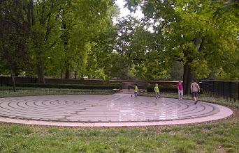 Photo: Children's Maze, New Harmony IN