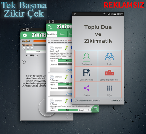Toplu Dua ve Zikirmatik 5.8.9.5 screenshots 2