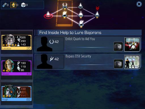 Star Trek Timelines screenshot 16