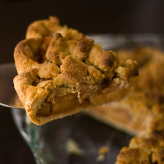 Quince and Cardamom Streusel Pie Recipe