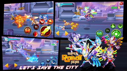 Superhero Robot: City Wars - RPG Offline Game cheat screenshots 1