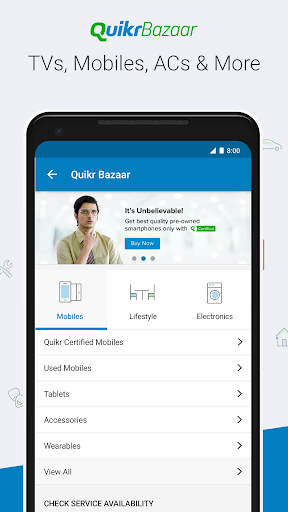 Quikr – Search Jobs, Mobiles, Cars, Home Services screenshot 4