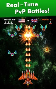 Galaxy Attack MOD: Alien Shooter (Unlimited Money) 10