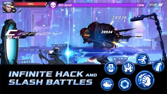 Cyber Fighters: Legends Of Shadow Battle For PC Windows 10 & Mac 3