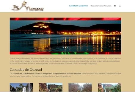 turismo en marruecos - náhled