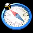 Qibla Finder Compass: Kiblah Direction, Azan time APK
