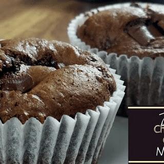 Jumbo Chocolate Chunk Muffins.
