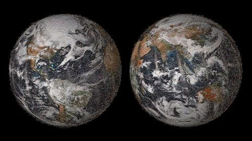 NASA's Earth Day Global Selfie 2014