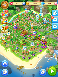 Tropicats: Free Match 3 on a Cats Tropical Island APK screenshot thumbnail 16