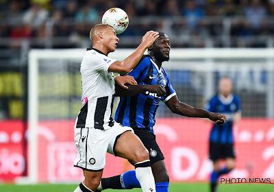 🎥 L'Inter Milan avec Romelu Lukaku vient à bout difficilement de l'Udinese