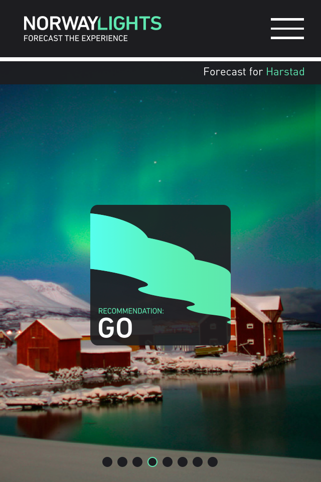 Скриншот Norway Lights
