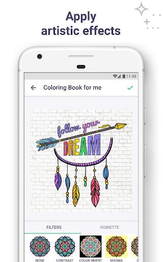 Coloring Book for Me & Mandala screenshot 6