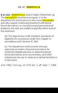 2016 TX Health & Safety Code- screenshot thumbnail
