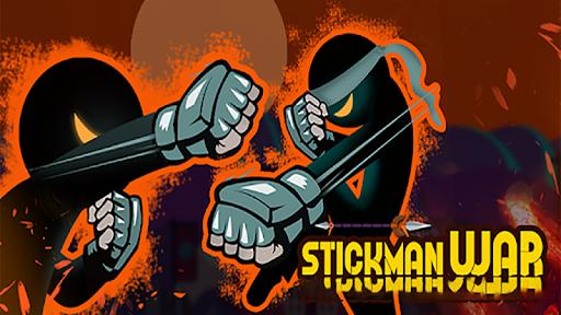 Télécharger Gratuit Stickman War - Super Dragon Warriors APK MOD (Astuce) screenshots 4