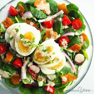 Gluten Free Spinach Salad Recipes.