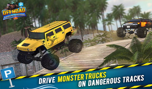 Off road Jeep Parking Simulator: Car Driving Games 1.4 screenshots 6