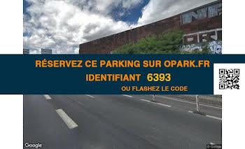 parking à Bagnolet (93)