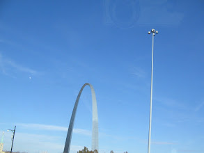 Photo: Arch from Interstate