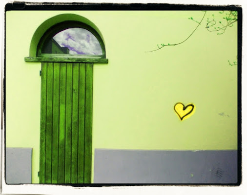Il cuore su quella casa! di sergio bellavista