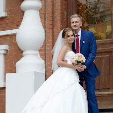 Wedding photographer Nika Gorbushina (whalelover). Photo of 02.10.2016