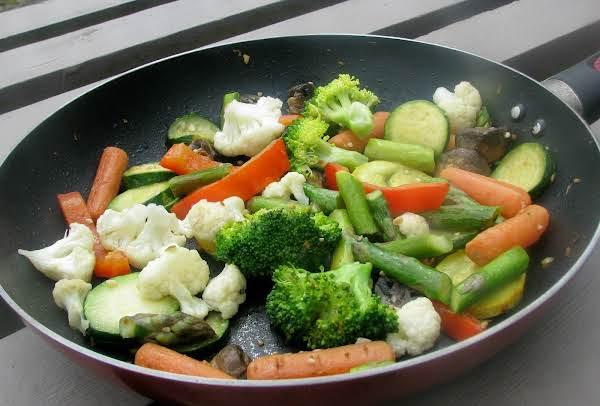 Carrabba's Italian Grill Vegetables In Padella