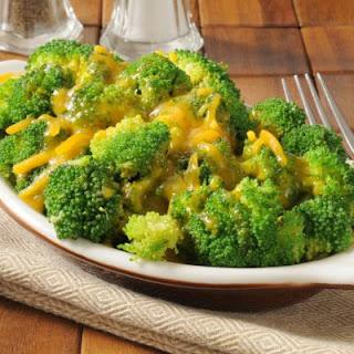 Broccoli Cheddar Casserole.