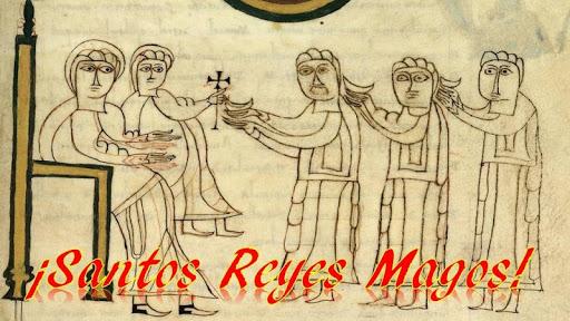 Feliz Du00eda de Reyes postales 1.0 screenshots 2
