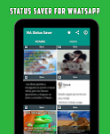 screenshot of Status Saver For Whatsapp