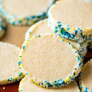 Slice & Bake Sugar Cookies.