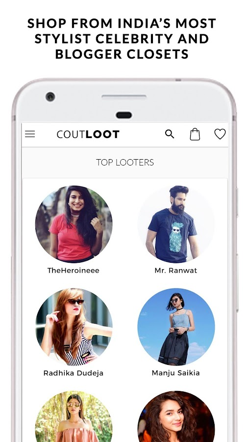 Coutloot - Buy, Sell & Earn From Your Used Styles- screenshot