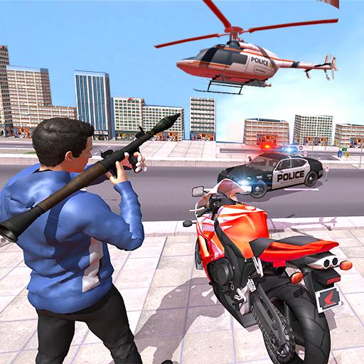 Gangster City Crime Action