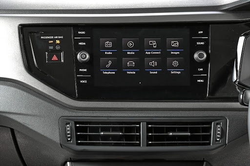 Infotainment is a key feature for the sixth generation.