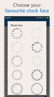 AtomicClock — NTP Time (with widget) Screenshot