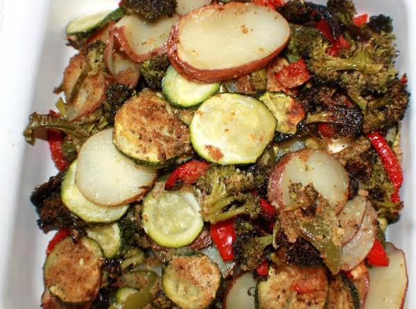 Ritzy Vegetables