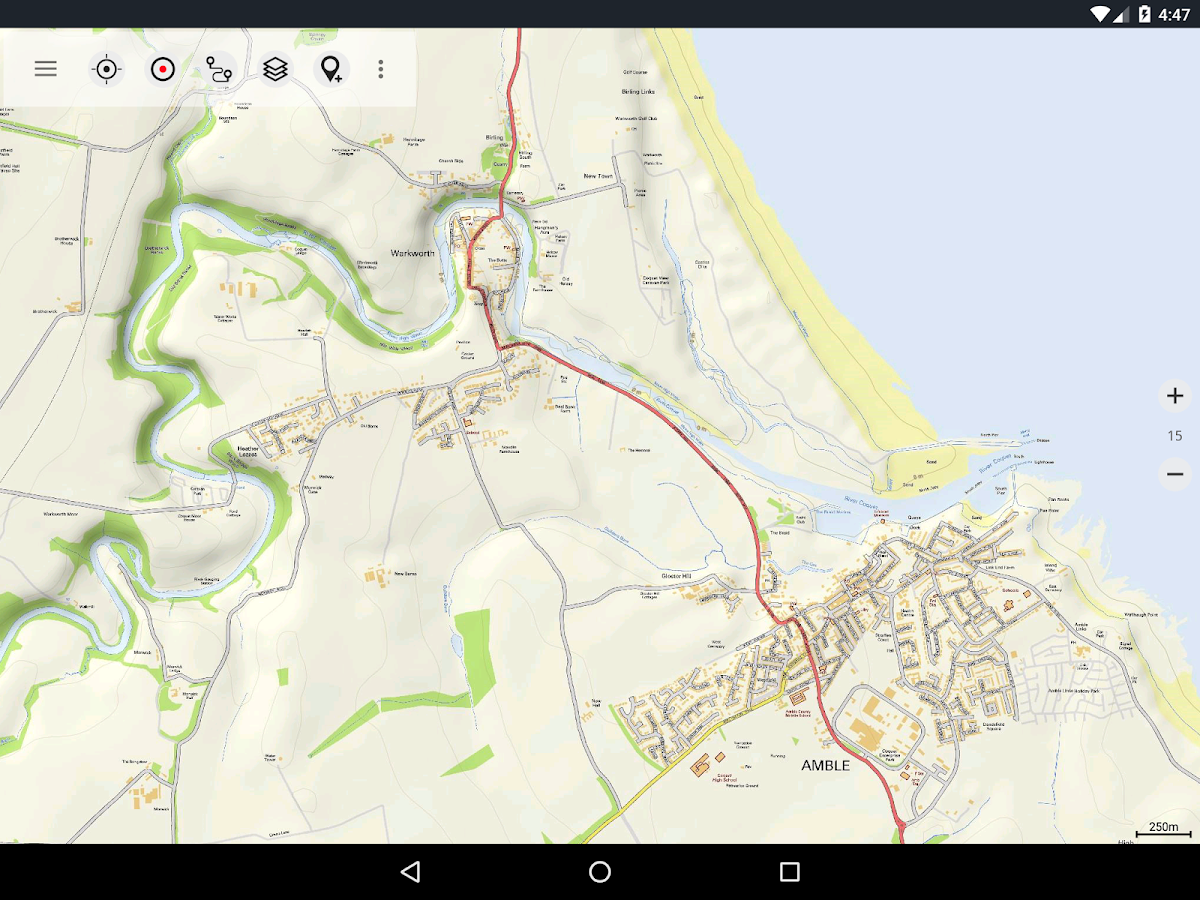 Great Britain Topo Maps  Android Apps On Google Play - Us topographic map kmz