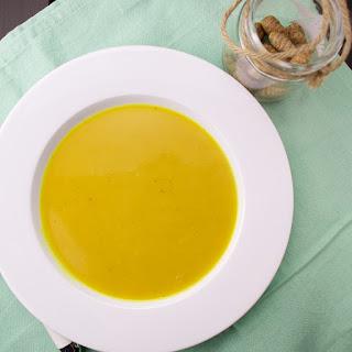 Carrot & Turmeric Soup