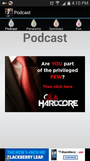 Dan Pena - QLA Podcast Rings