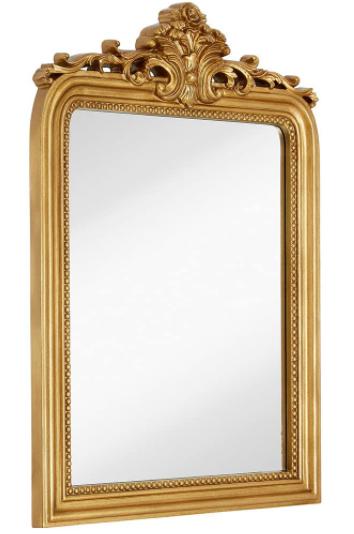 hamilton hills- anthropologie mirror amazon dupe