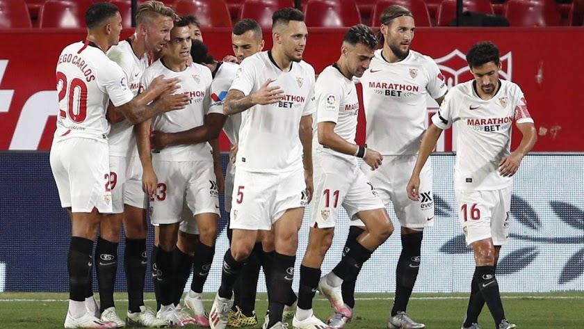 El Sevilla también ha confirmado un caso positivo en su equipo.