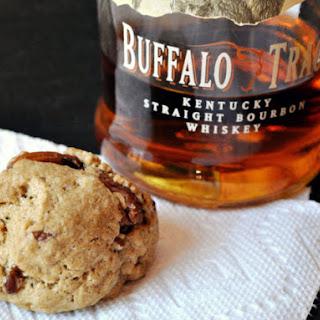 Brown Butter Bourbon Cookies.