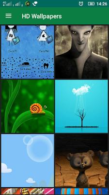 HD Wallpapers - screenshot