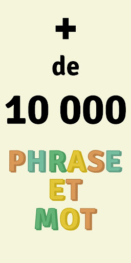Phrase Et Mot 1.0.4 screenshots 1