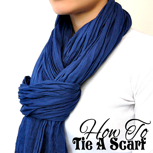 How To Tie A Scarf Android APK Download Free By EMDE
