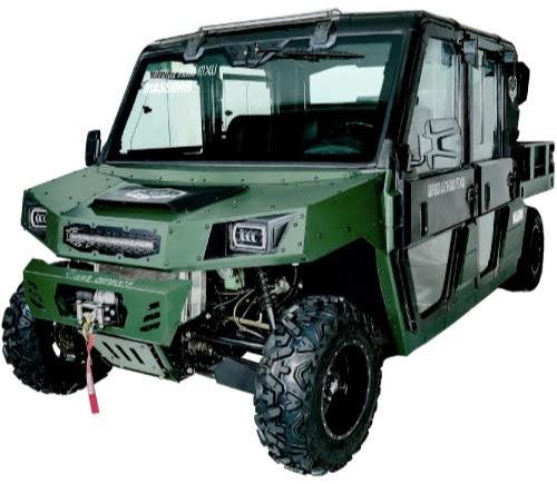 1000cc Military Warrior Max 6 seater Odes Utility Vehicle UTV MXU Farm Ute