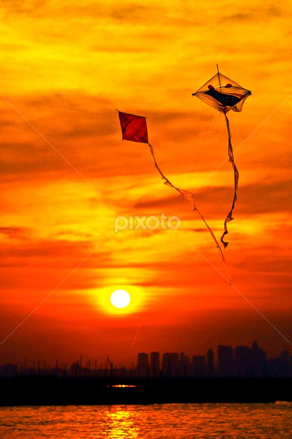 by Bob Gan Ferrer - Landscapes Sunsets & Sunrises