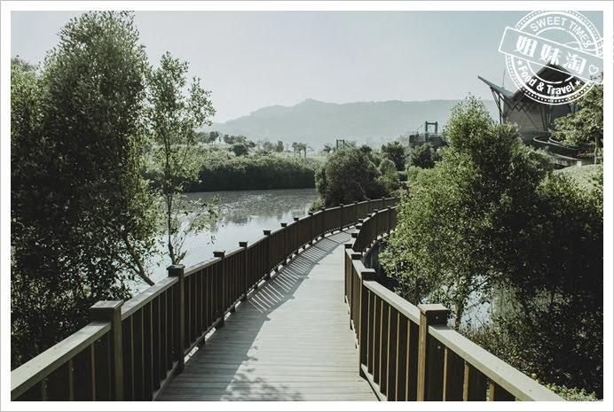 中都濕地公園橋