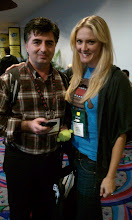 Photo: A fan found me and @valis23! Yay @omt66!! 