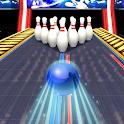 3D Bowling Free Game - Endless Bowling Paradise icon